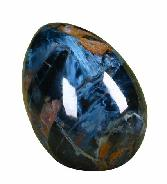 32mm Pietersite Egg Carving
