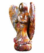 Pietersite Angel Carving
