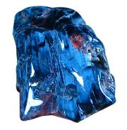 Deep Blue Tumbled Pietersite Rough Gemstone