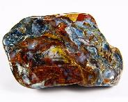 Polished Pietersite Rough, Chatoyant, Gemstone