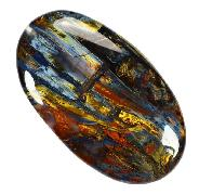 TOP QUALITY Pietersite Crystal Cabochon/CAB, Gemstone, Chatoyant