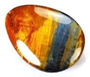 TOP QUALITY, Pietersite Crystal Cabochon/CAB, Gemstone, Chatoyant